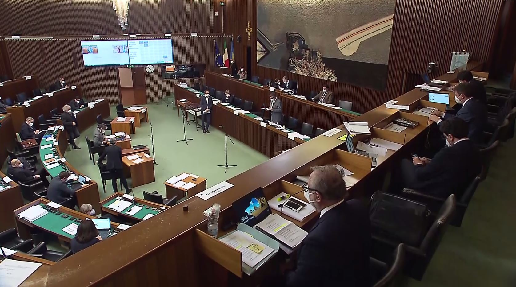 La settimana in Cr: IV Commissione e Aula dedicate a interrogazioni